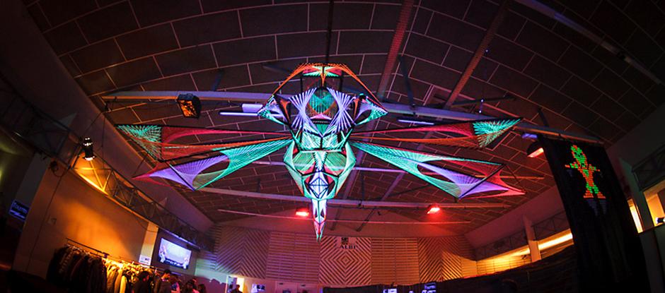 Libellule by Astrolab @ El3ctrolyse Fest 2013