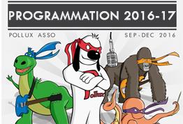 Annonce de la programmation 2016-17!