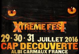 XTREME FEST 2016: le festival qui te débouche les trous!