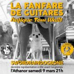 La Fanfare de Guitares trafique Tom Waits !