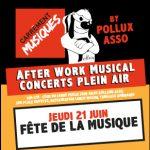 Pollux Asso fait sa fête de la musique au Carré Public !