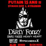 Dirty Fonzy : putain 15 ans !!!