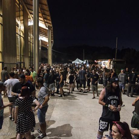 Ambiance extérieure @ Xtreme Fest 2013
