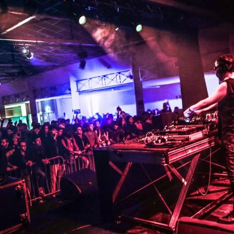 Cyberpunkers @ El3ctrolyse Fest 2013