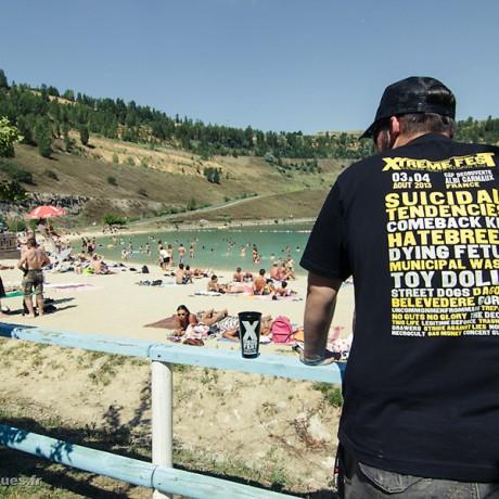 Sous le Metal, la plage @ Xtreme Fest 2013