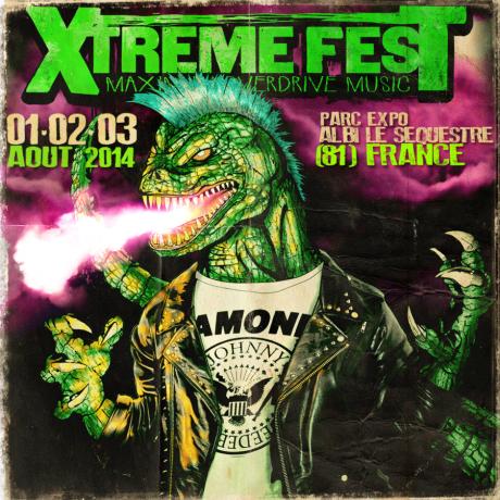 Teaser Xtreme Fest