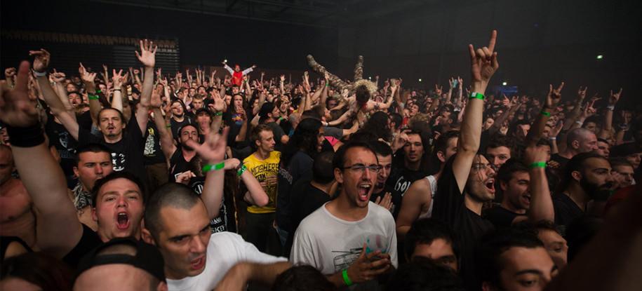 Yeah @ Xtreme Fest 2014