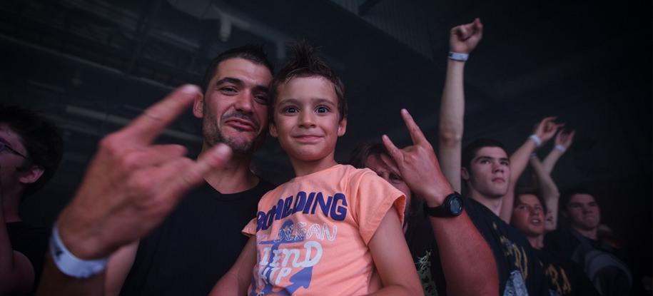 Metal Kid @Xtreme Fest 2014