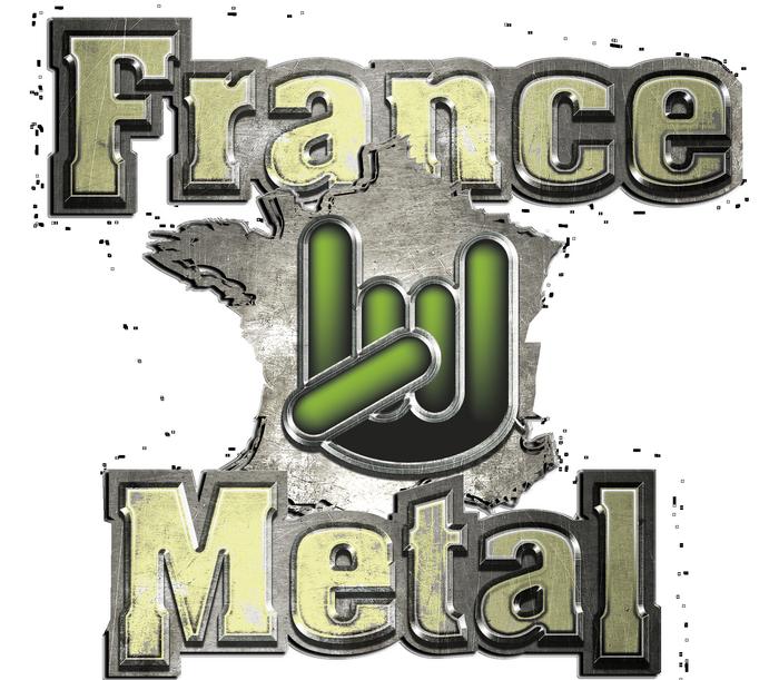 France Metal logo