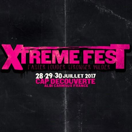 Xtreme Fest 2017 – dates et lieu