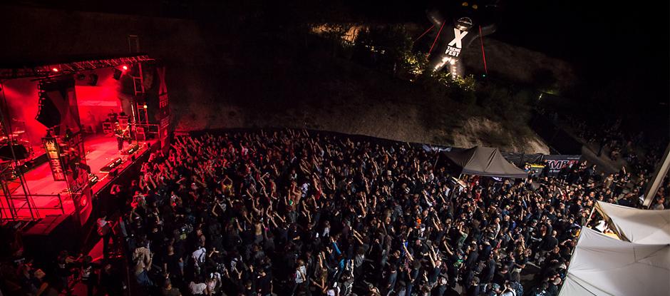 Gros concert - Xtreme Fest 2016