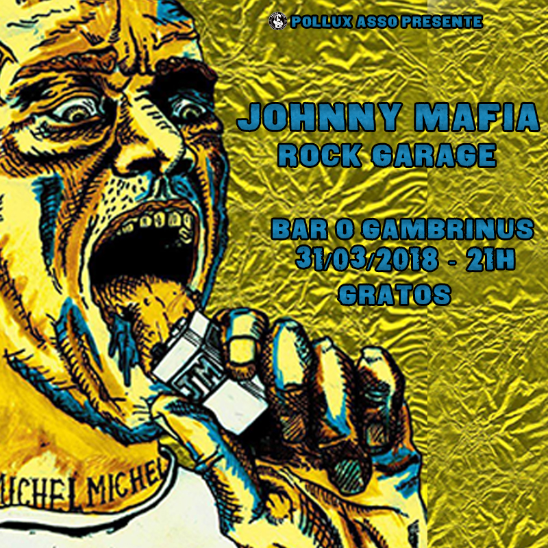 Johnny Mafia – Rock Garage