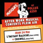 Carrément Musique : concerts gratuits dans la cour du Carré Public