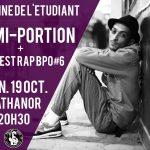 DemiPortion pour la semaine de l'étudiant !