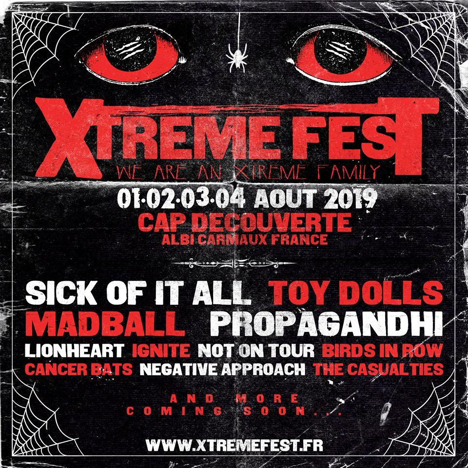 Xtreme Fest #7