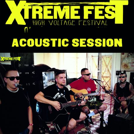 Xtreme Fest Acoustic session #1 / Booze & Glory  »Blood from a Stone »